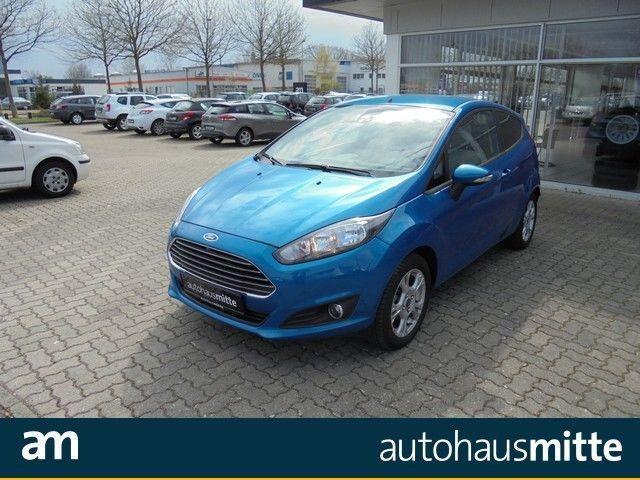 Ford Fiesta 1.0 Start-Stop, Klima, SHZ, PDC