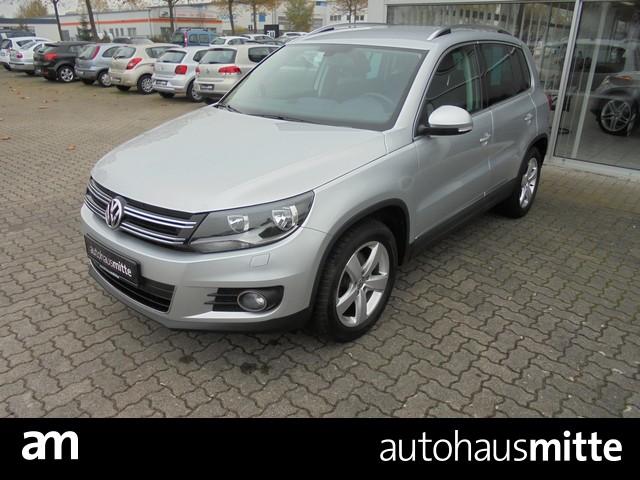 Volkswagen Tiguan Sport & Style BMT AHK