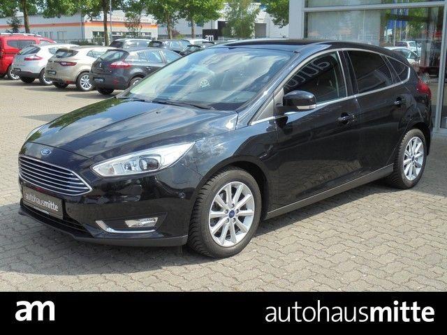 Ford Focus 1.5 TDCi Titanium Start/Stopp