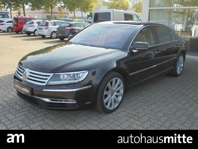 Volkswagen Phaeton 3.0 V6 TDI 4 Sitze LANG Standheizung