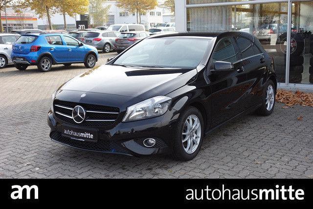 Mercedes-Benz A 180 (BlueEFFICIENCY)