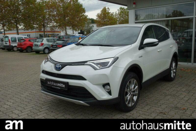 Toyota RAV 4 2.5 4×4 Executive Hybrid Edition*LED*AHK*