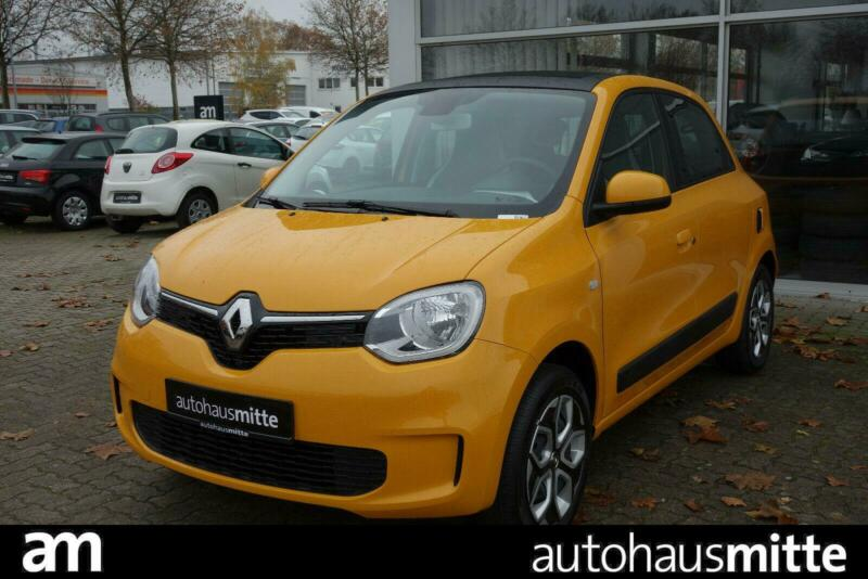 Renault Twingo 1.0 SCe 75 Limited (EURO 6d-TEMP)