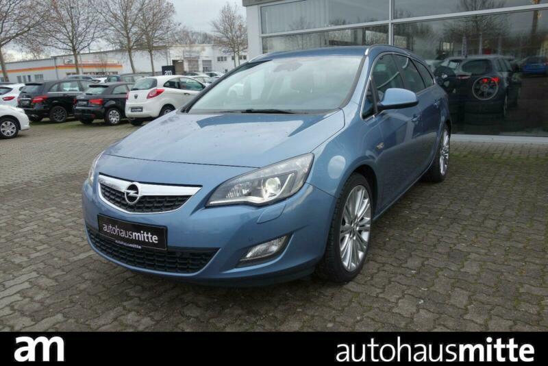 Opel Astra J Sports Tourer Sport