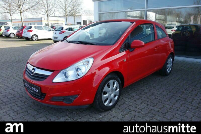Opel Corsa 1.0 12V Twinport Edition