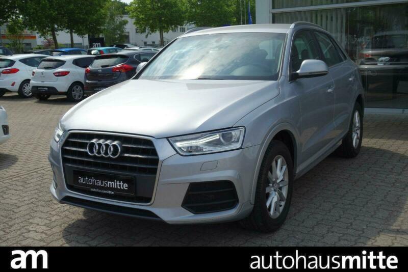 Audi Q3 sport