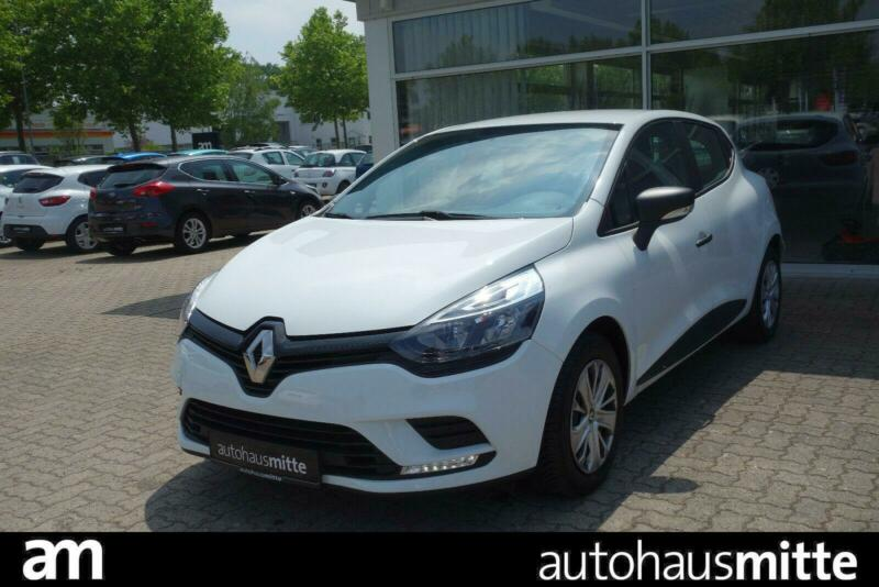 Renault Clio IV Life Klima Navi Allwetter DAB Radio
