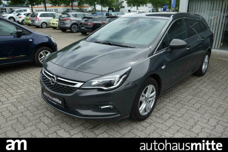 Opel Astra K Sports Tourer Dynamic