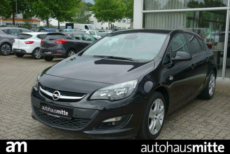 Opel Astra J Lim. 5-trg. Style