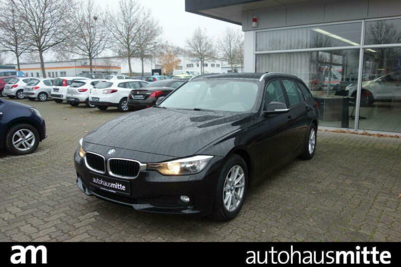 BMW Baureihe 3 Touring 320d Sitzheizung AHK