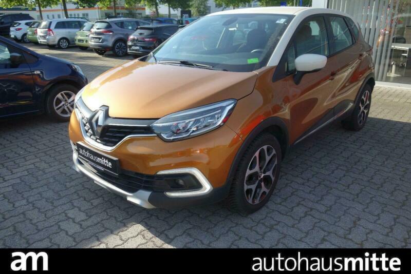 Renault Captur Intens Rückfahrkamera Full LED
