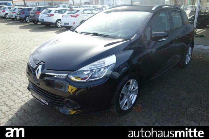 Renault Clio IV Grandtour Dynamique Automatik, PDC