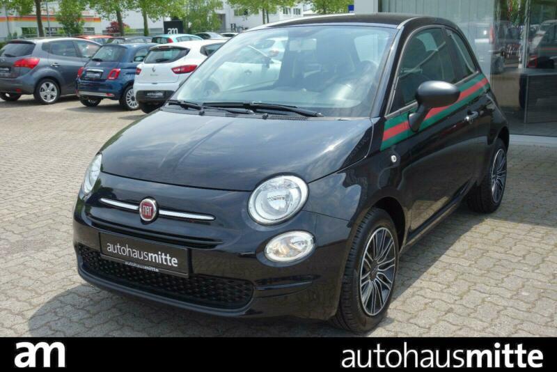 Fiat 500 Lim. Pop Star