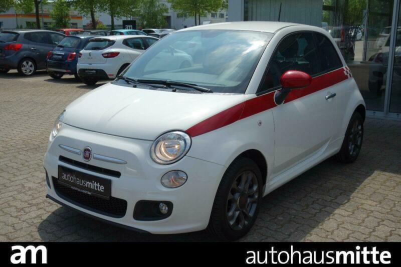 Fiat 500 Lim. S