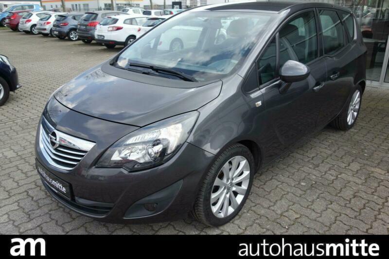 Opel Meriva B Innovation