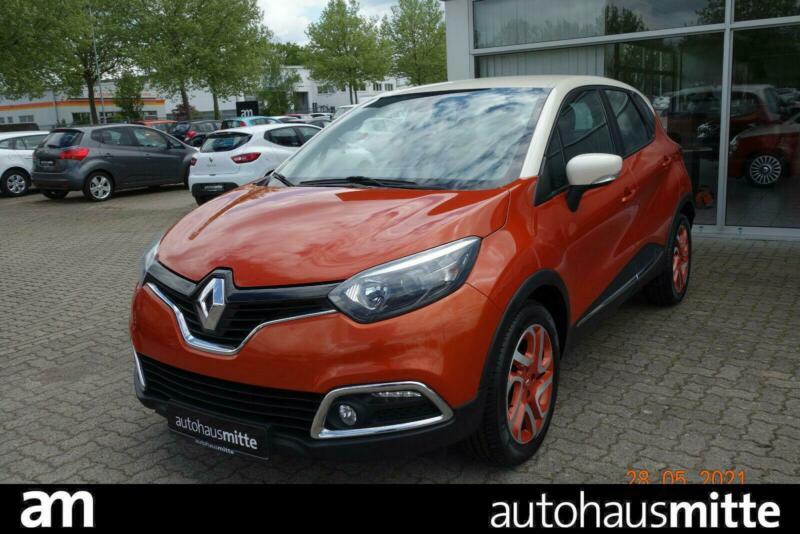 Renault Captur Dynamique Navi Pdc Alu